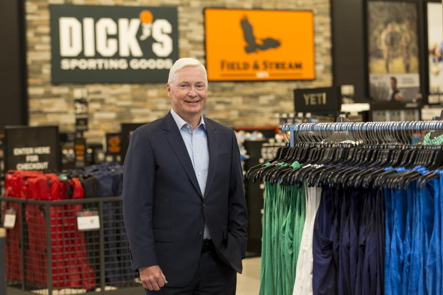 DICK'S Sporting Goods Pledges To Give 1 Million Children Access To Sports