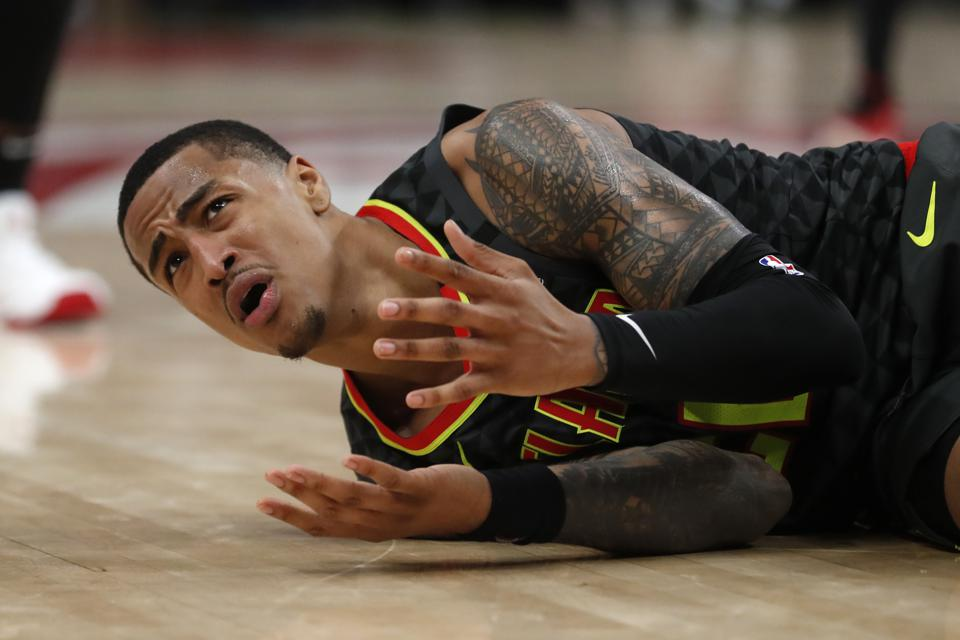 After 41 Games, It's Time For The Atlanta Hawks Midterm Grades
