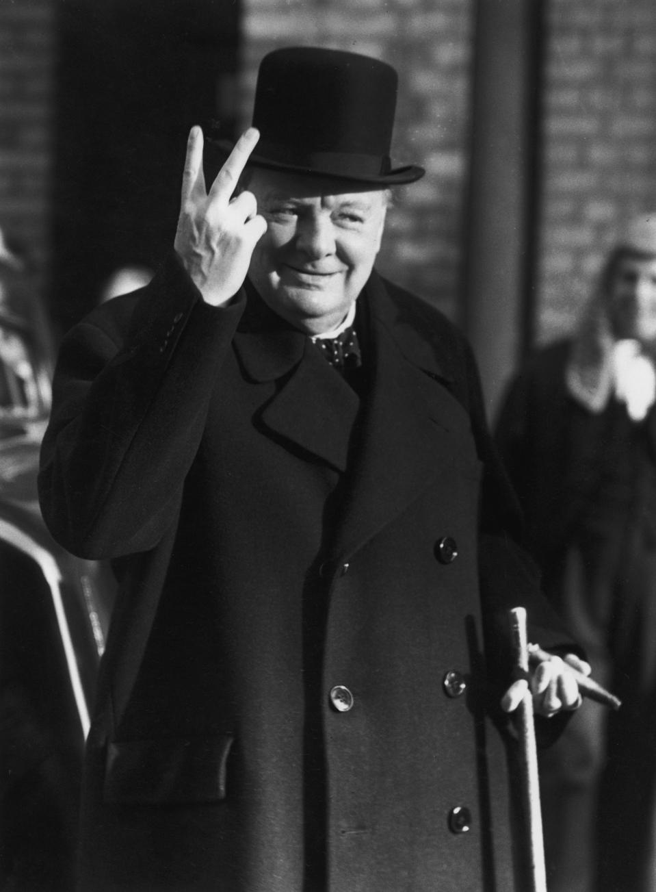 How To Handle A Crisis: Lessons From Churchill's Darkest Hour