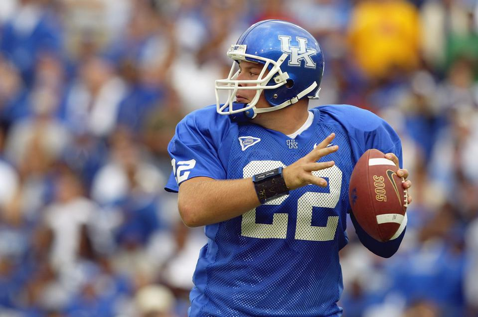 Jared Lorenzen for the open receiver