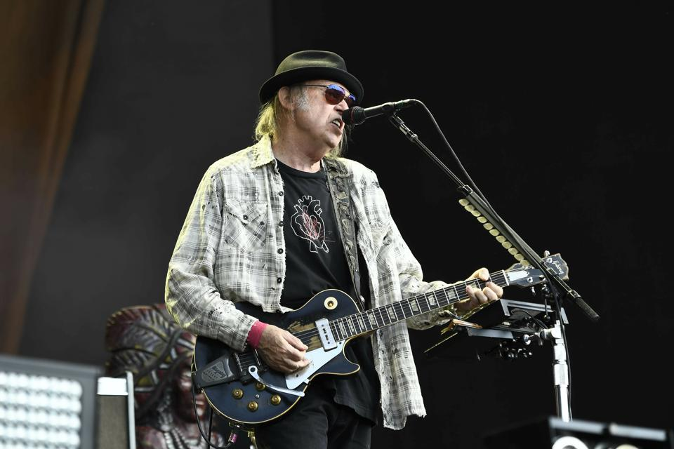 Neil Young and The Promise of the Real Concert - 7/12/19