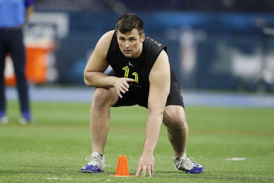 Ezra Cleveland NFL Draft