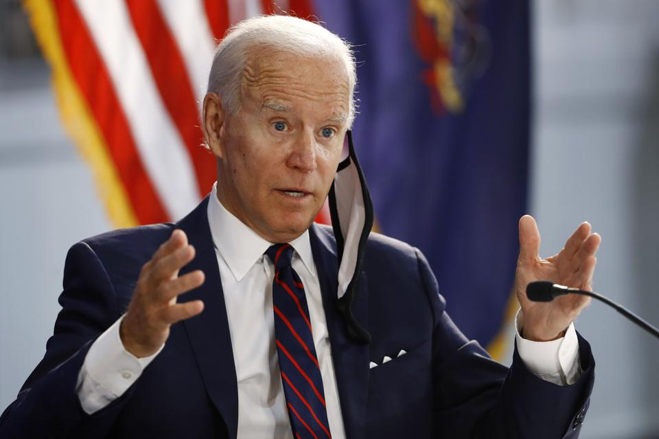 Biden Blasts Facebook As He Spends Record Amount On Facebook Ads