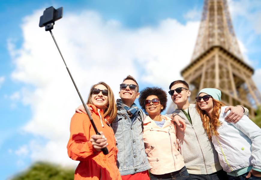 1 In 4 Families Choose Their Vacations Based On How Photos Will Look