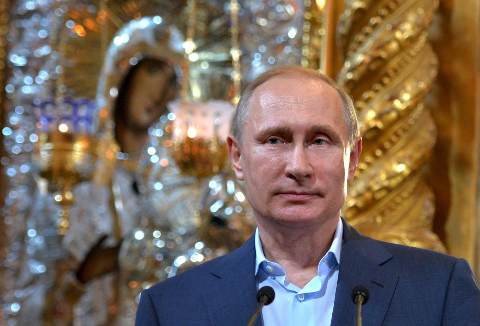 To Improve Economy, Russia Must 'Reduce Geopolitical Tensions'