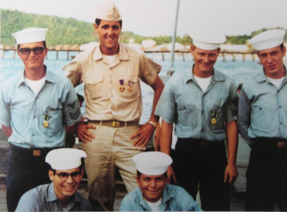 John Kerry Military Service