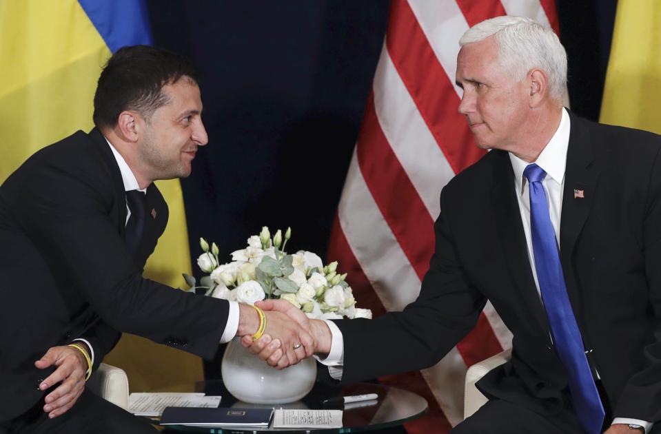 Poland U.S. Ukraine