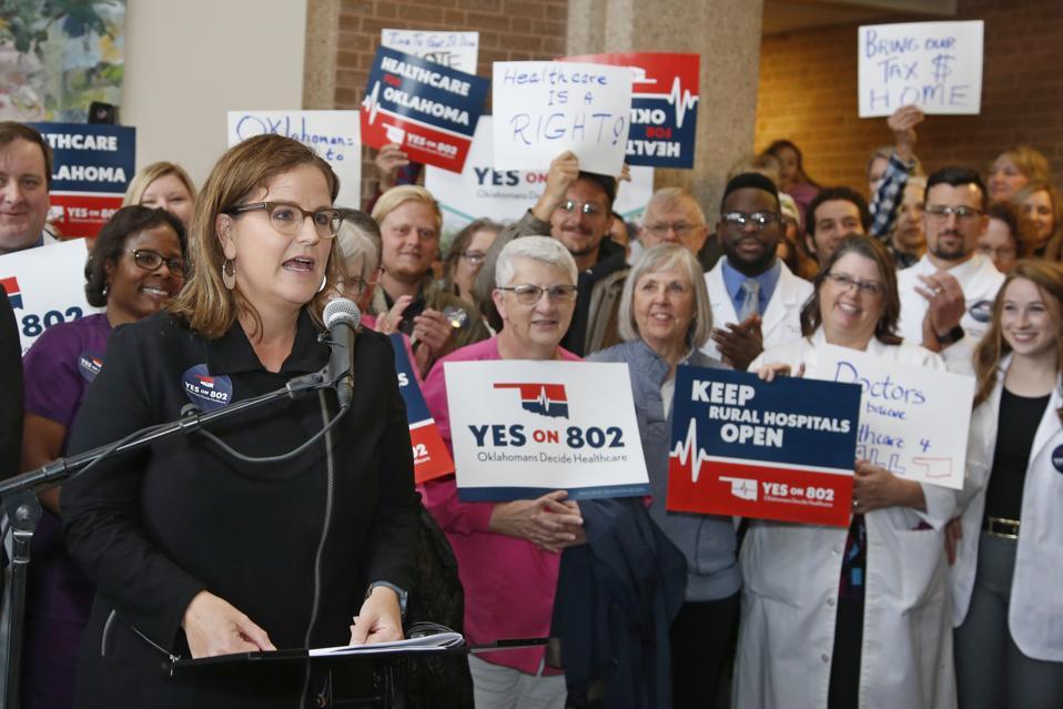 Medicaid Expansion Oklahoma