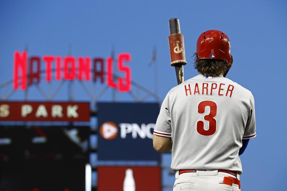 Phillies Nationals Baseball