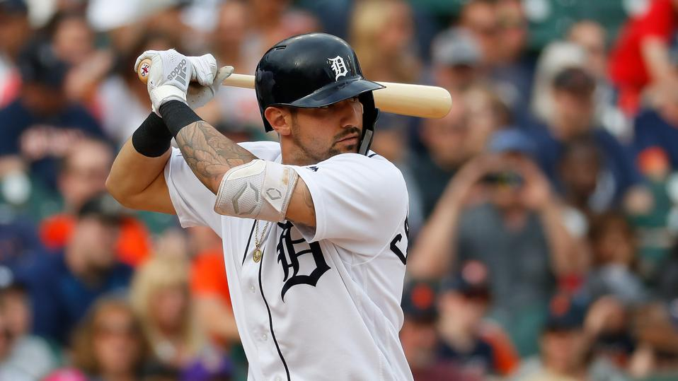 The Detroit Tigers And Nicholas Castellanos Might Be Stuck