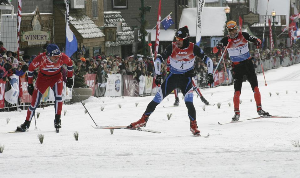 American Birkebeiner Skiing