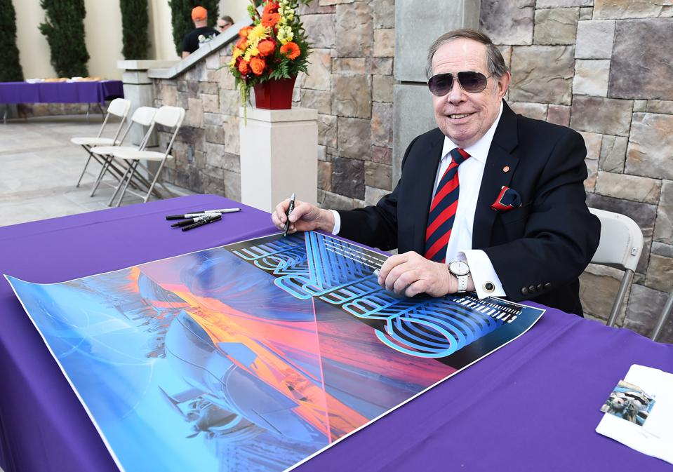 Syd Mead Q & A and Book Signing at Forest Lawn Museum