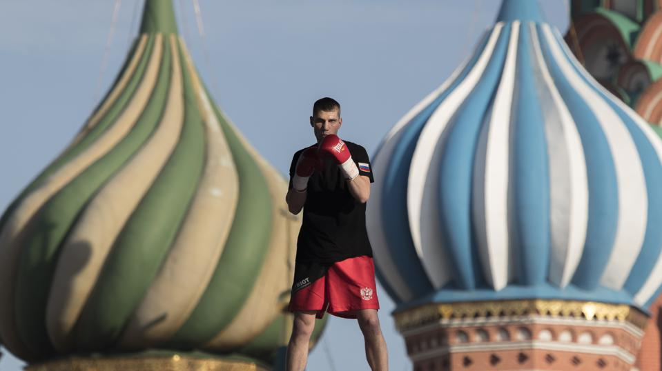 Russia Day of Boxing