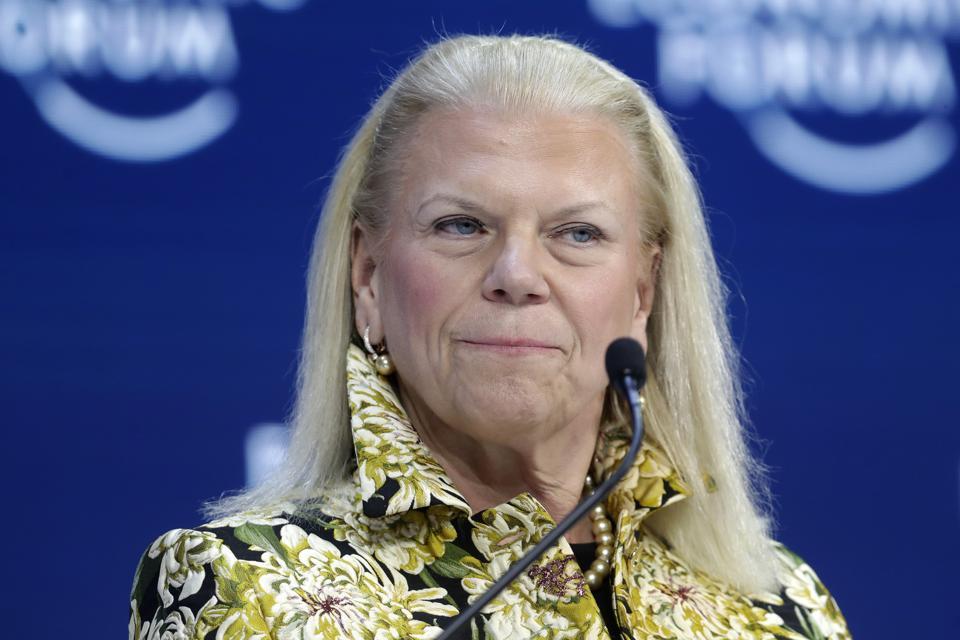 IBM-CEO Retires
