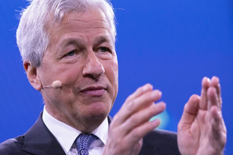 Global Business Forum JPMorgan Chase