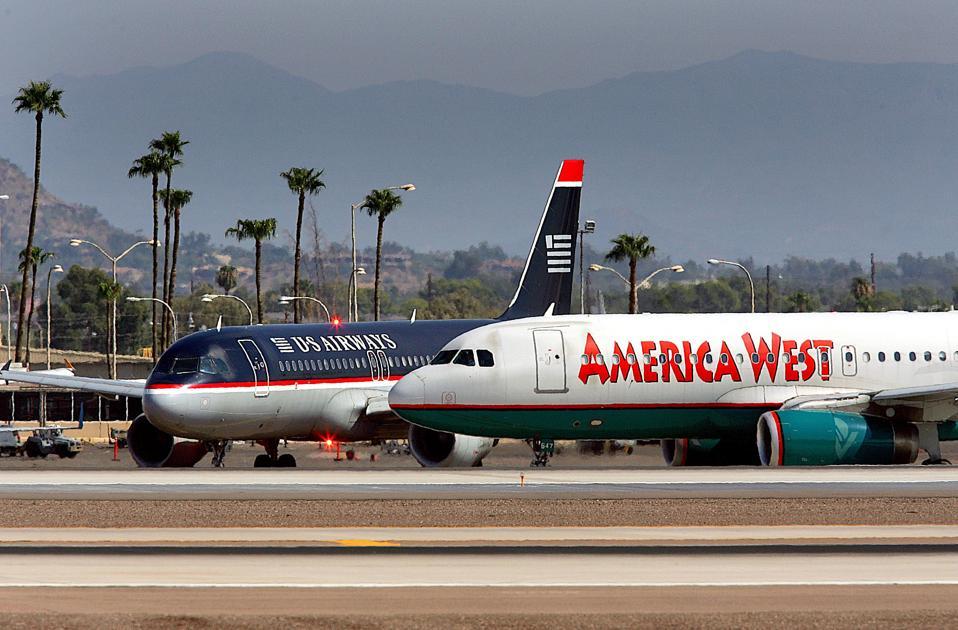 US AIRWAYS America West