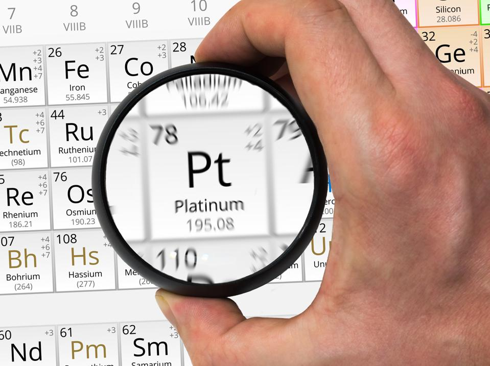 why is platinum in some chemotherapy drugs  and can we