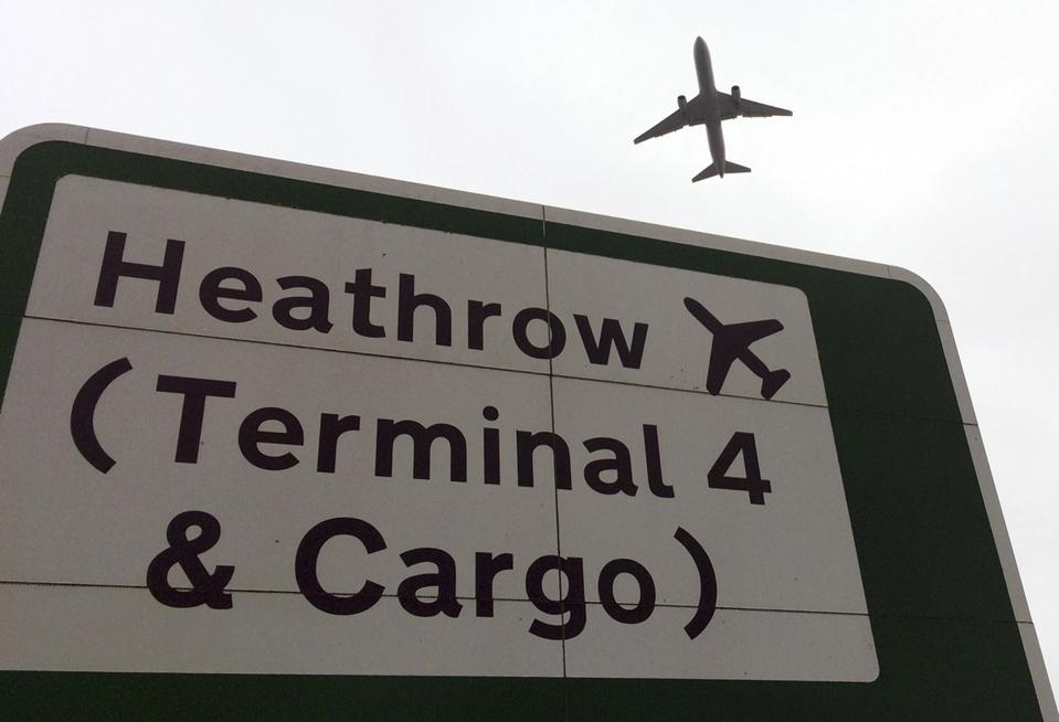 Britain Heathrow