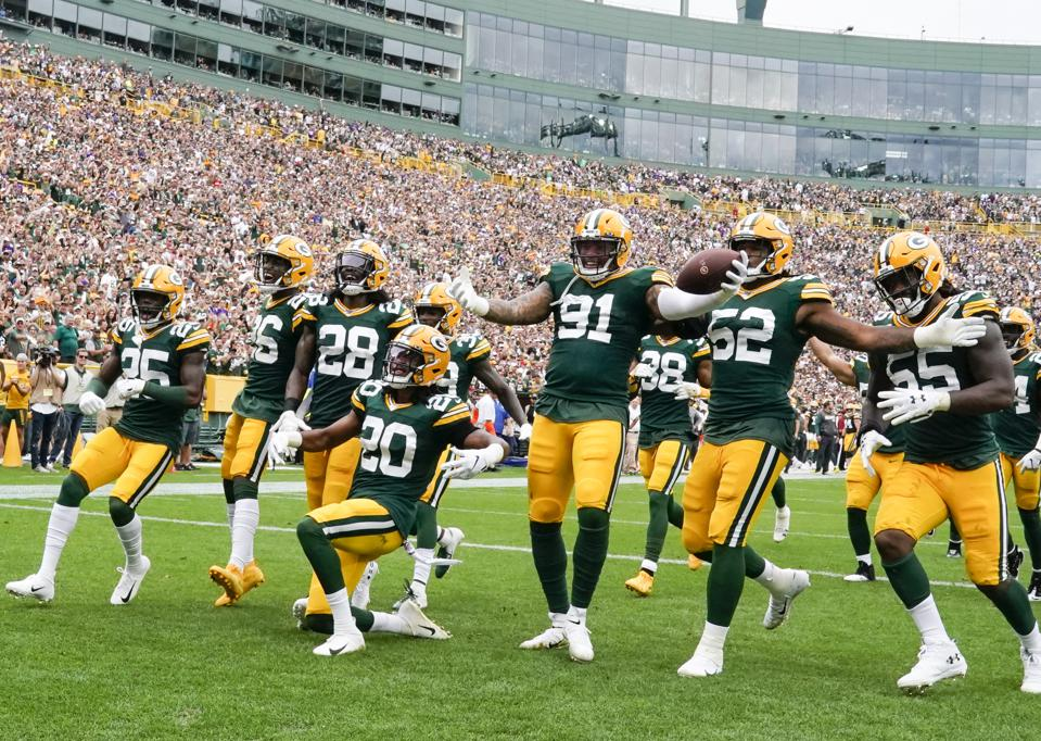 By Starting 2-0, Odds Say The Green Bay Packers Will Make The Playoffs