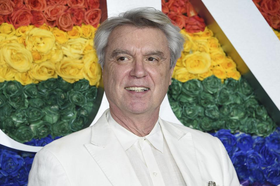 David Byrne Bestows 'Reasons To Be Cheerful' Upon The Web