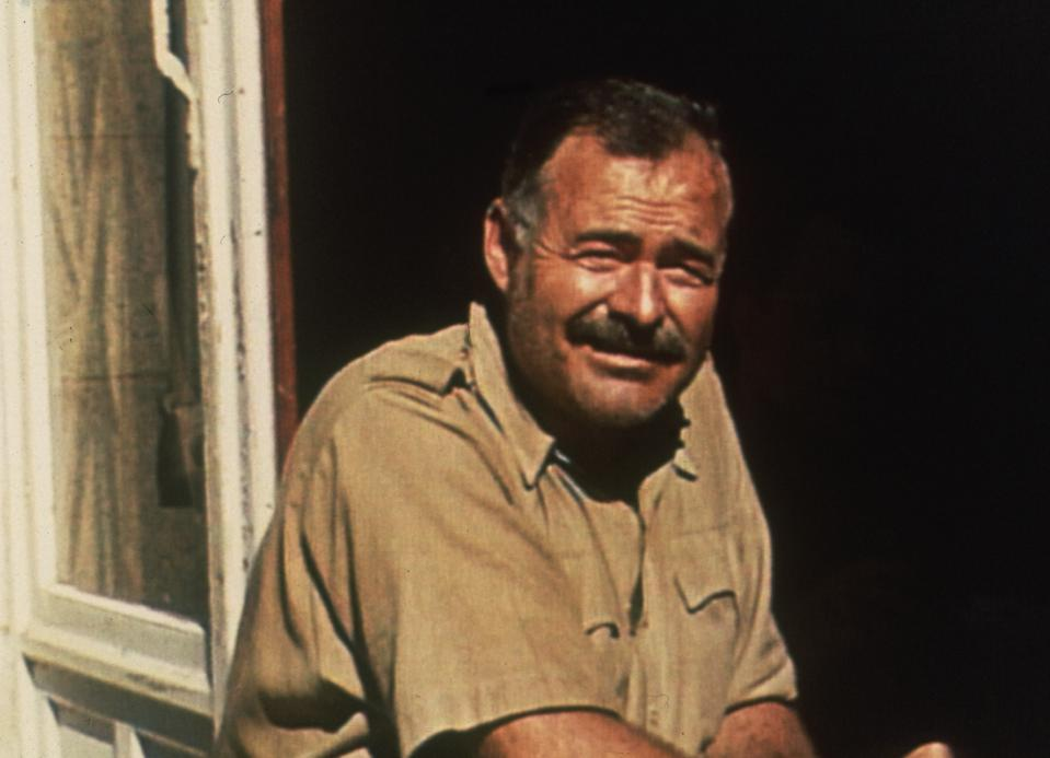 Khaki Hemingway