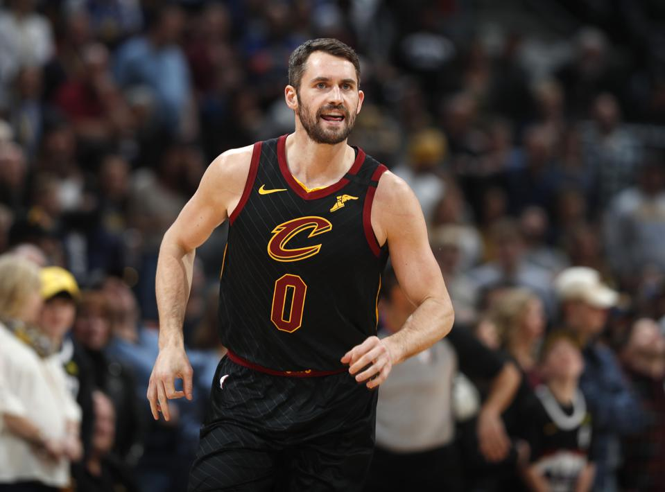 As The Trade Deadline Looms, The Cavaliers Might Be Unable To Move Kevin Love