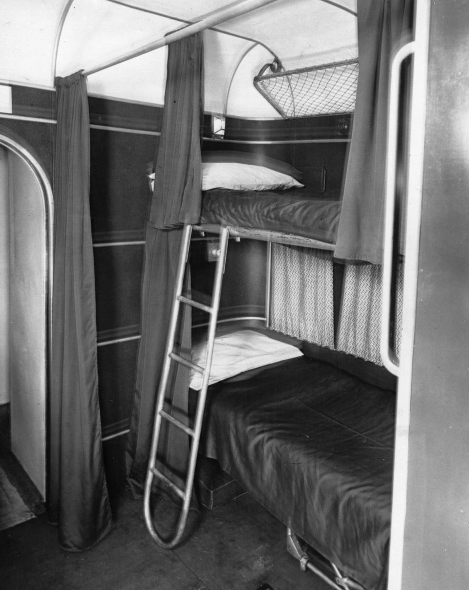 Flying Boat Beds