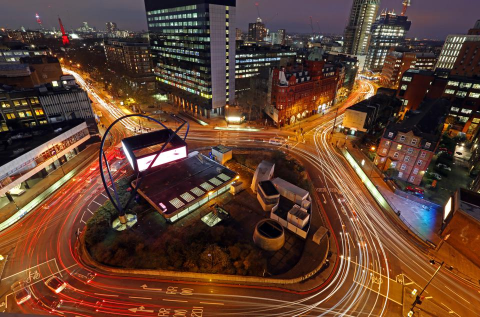 Silicon Roundabout, London, U.K., Tech investment,