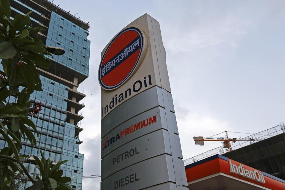 Bharat Petroleum And Indian Oil Corp Gas Stations Ahead Of Fourth-Quarter Earnings