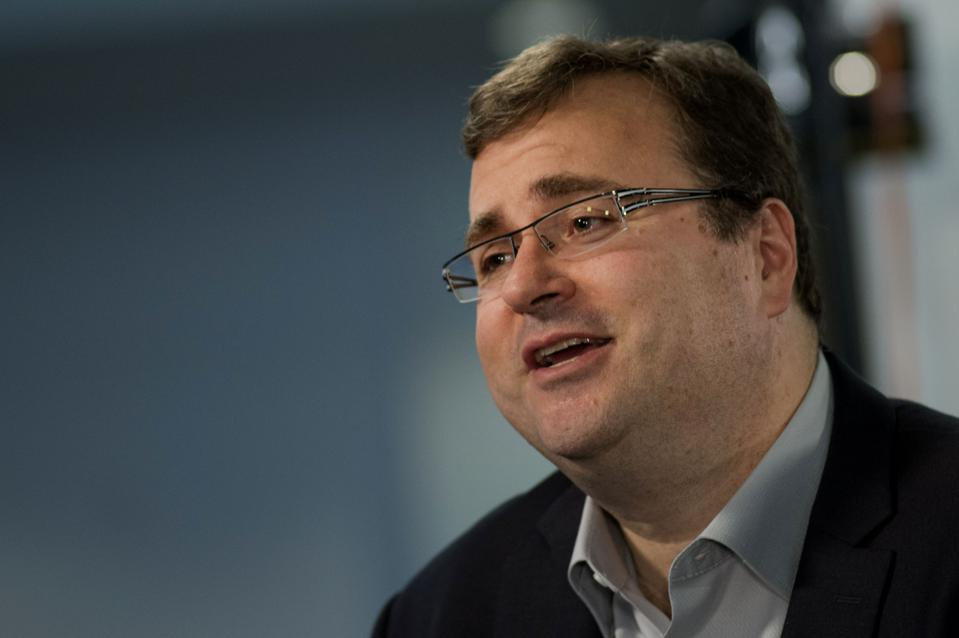 VC Reid Hoffman: Don't Worry About Frothy Startup Valuations