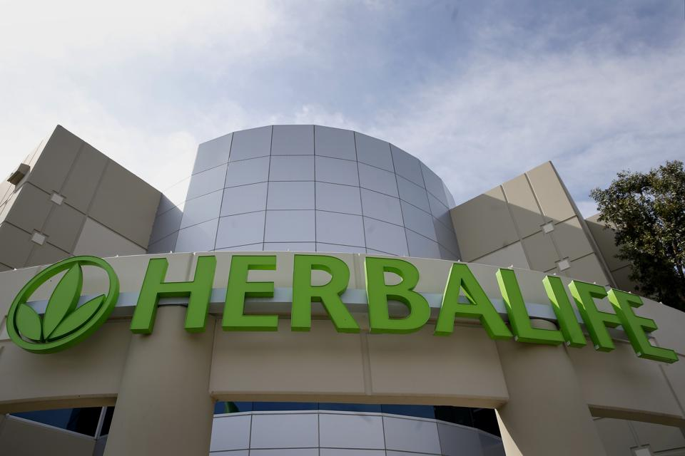 Herbalife last got into trouble in 2015 when the Federal Trade Commission fined it $200 million.