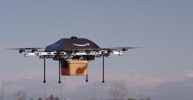 Amazon Proposes Drone Highway As It Readies For Flying Package Delivery