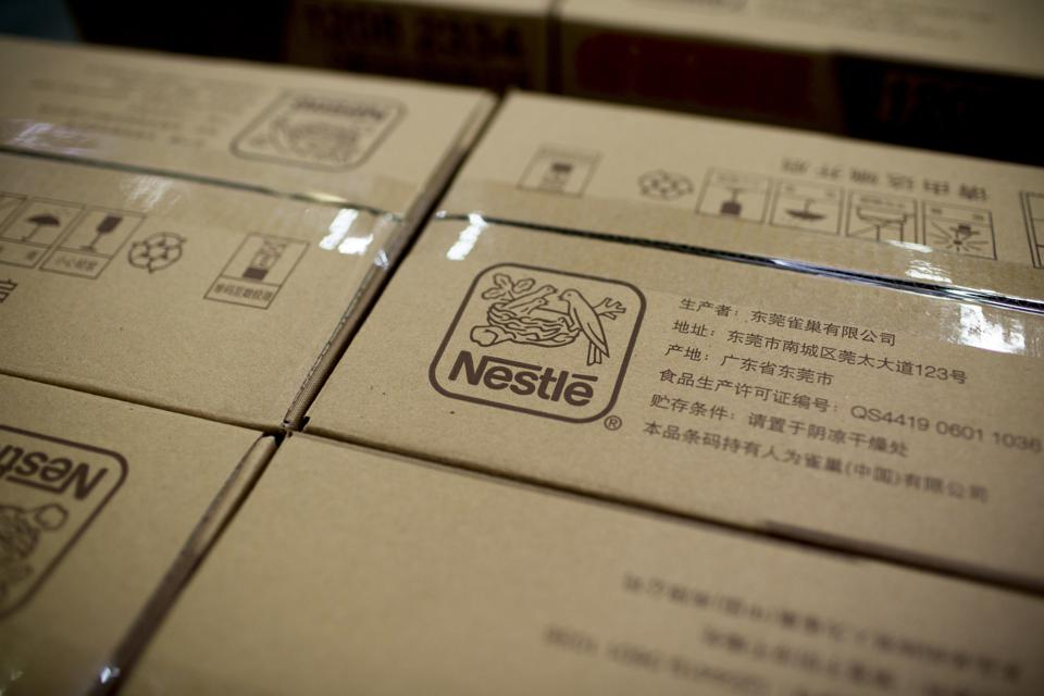 Can Nestlé Lead Enterprises Into The Realm Of Public Blockchain Application?