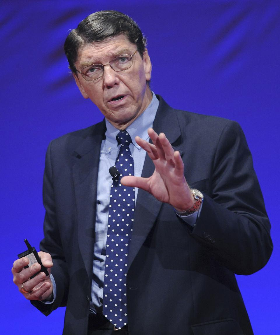 Clay Christensen's Lasting Impact On How We Think About Innovation