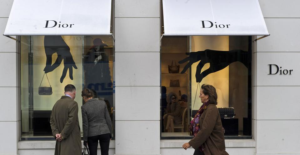 Christian Dior Apologizes To China Over Map That Excluded Taiwan