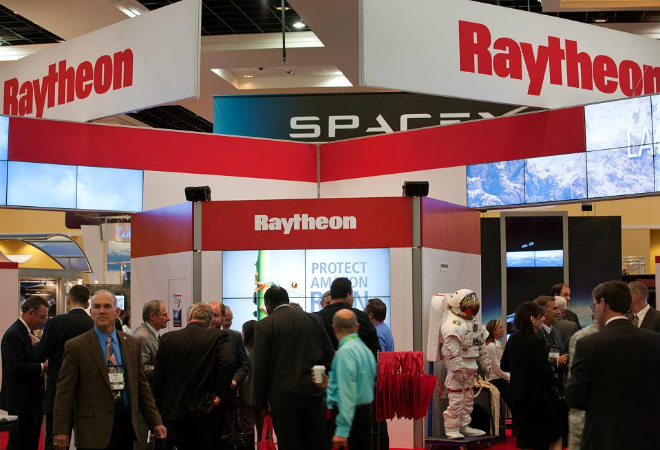 Raytheon's New Cybersecurity Company Name To Be Announced