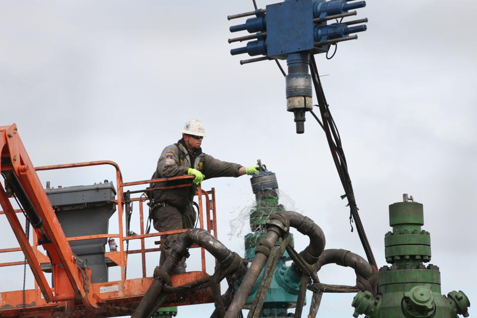 Hydraulic fracturing has led the United States to become one of the world's leading oil exporters -- and China was a leading market until the trade war.