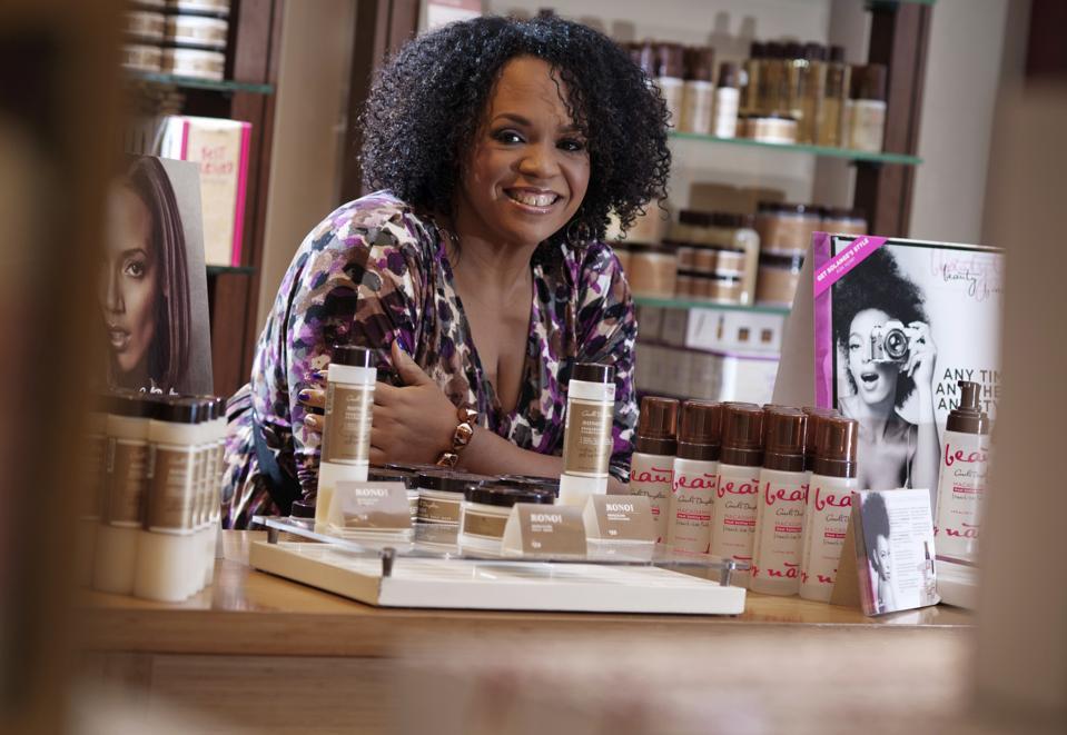 Carol's Daughter Cosmetics Founder Lisa Price
