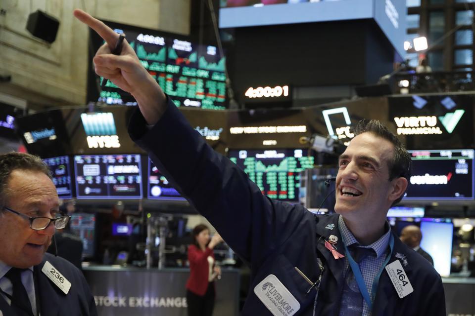 Marchés financiers Wall Street