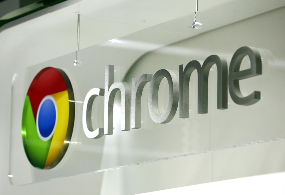 Google Chrome web browser security