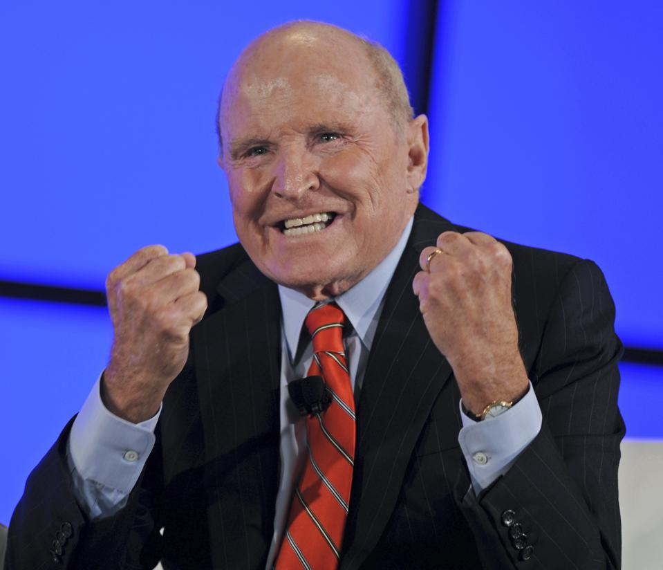 Why CEOs Need To Be Able To Deal With Conflict: Learning From Jack Welch