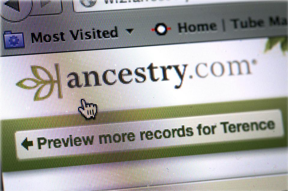 Billion Dollar Purchase Of Ancestry.Com