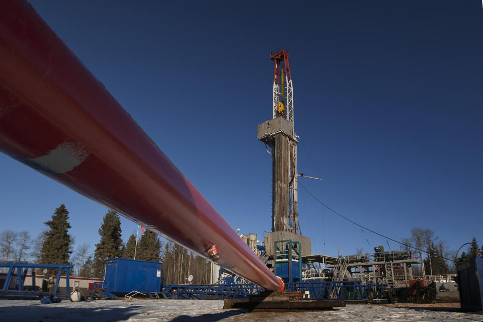 Canada Oil Drilling Operations