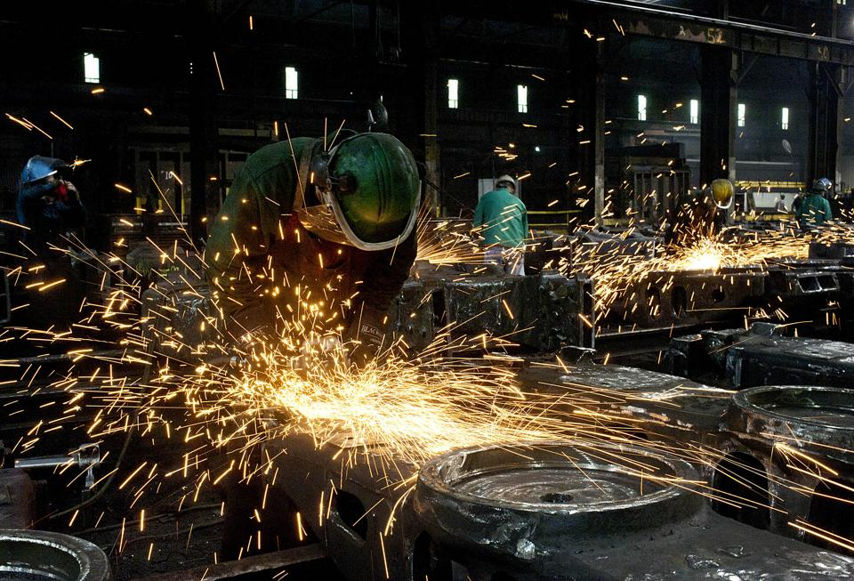 Inside Columbus Castings, America's Largest Steel Foundry