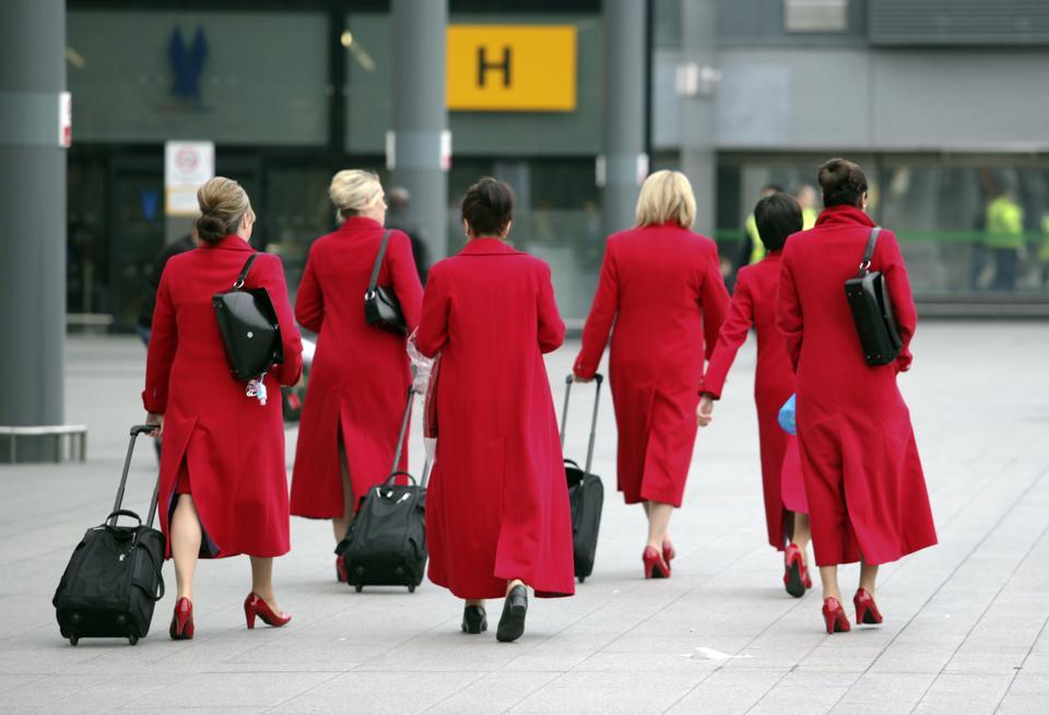 London's Heathrow Airport Passenger Terminals
