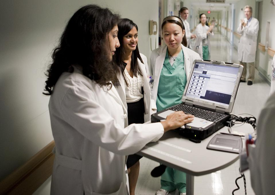 Health IT Costs Hit $32K Per Doctor Annually