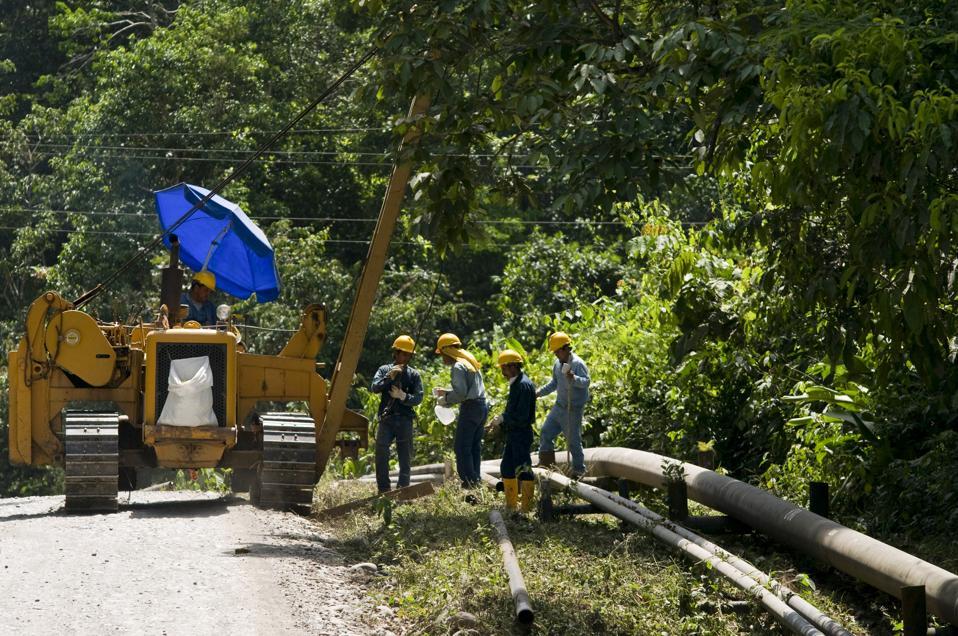 Ecuador Seeks To Preserve Rain Forest Oil Field
