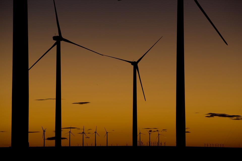 Wind Energy Production In Colorado