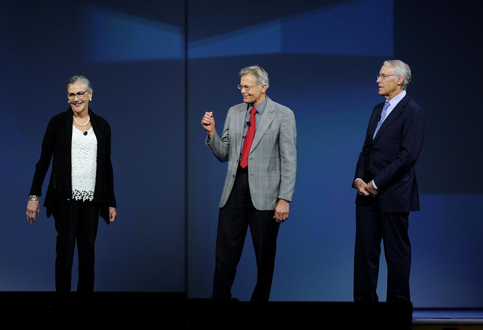 Walton Family Members' Fortune Climbs $8.7 Billion After Strong Quarter For Wal-Mart