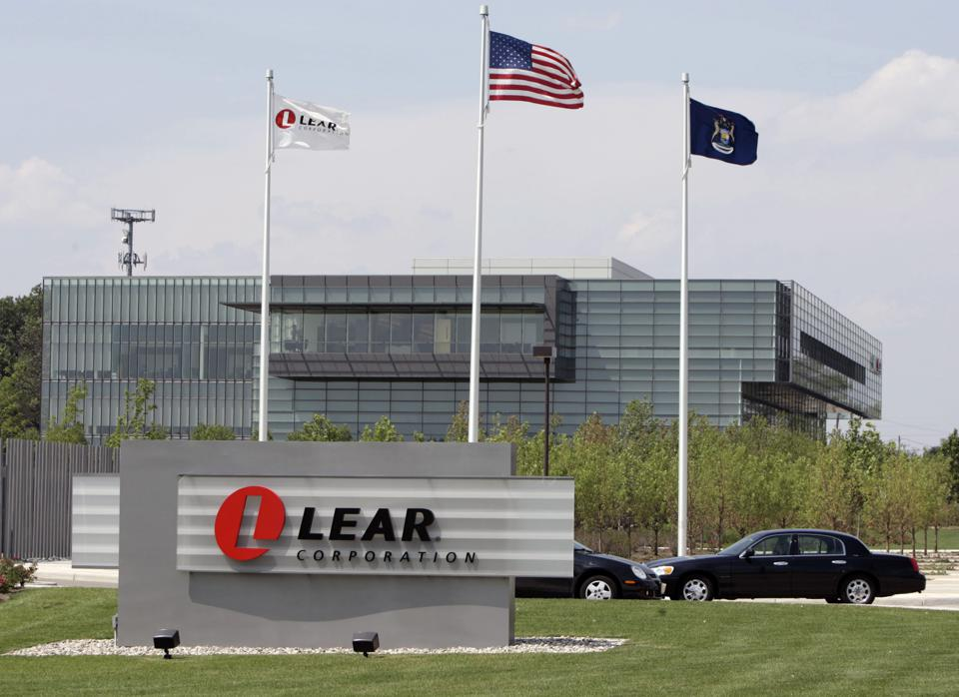 Global Slowdown To Hurt Lear Corporation's Top Line